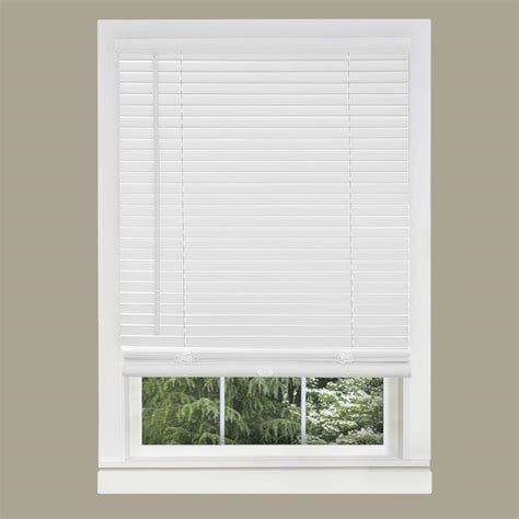 Mini Blinds by Cheap Vinyl Mini Blinds 35x64 Cordless Window Blinds