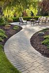 Hardscaping Design and Installation - Landscape Solutions walkway paver patio designs