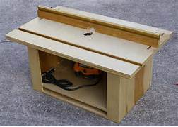 Portable Router Table - by Kacy   LumberJocks com   woodworking      Wood Router Table