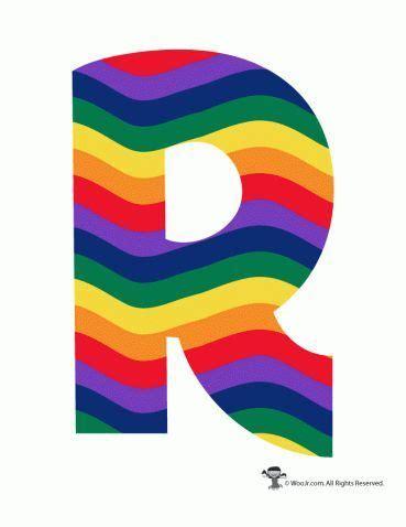 rainbow alphabet printable letters woo jr kids activities alphabet letters  print