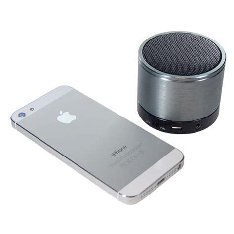 phone speaker soundwave ii bluetooth speaker phone silver black