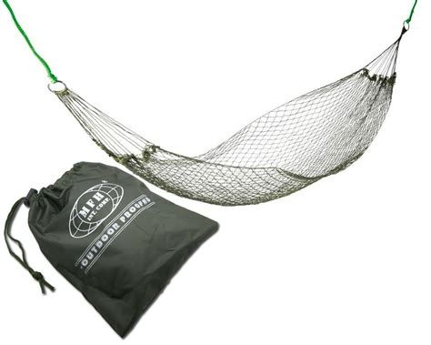 Survival Hammock by Compact Army Field Hammock Cing Bushcraft Survival Ebay