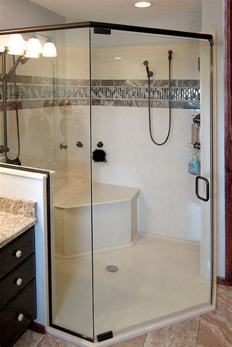 design  solid surface shower pan