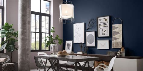 sherwin williams reveals  color   year naval sw