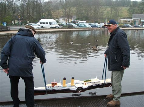 Model Boat Launching Cradle by Transporting Model Boats Model Boats