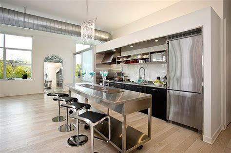 Rolling Kitchen Island Ideas - 27 most hilarious one wall kitchen design ideas and inspiration