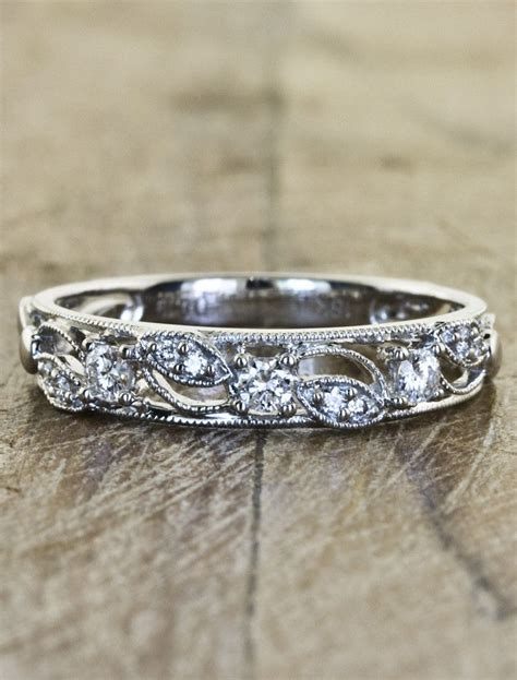 wedding ring website different yet simple wedding band style emeli this