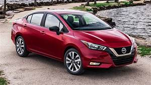 2020 Nissan Versa First Look  Moving Past Basic