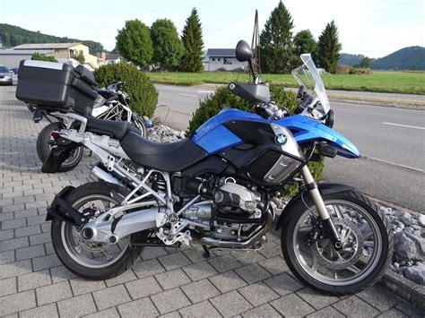 motorrad occasion kaufen bmw   gs blau kurt gmbh