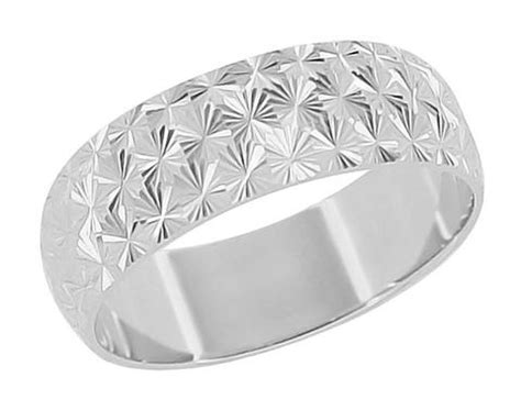 mens vintage wedding bands mens wedding rings jewelry mall