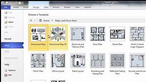 Getting Started With Visio 01 - The Right Template