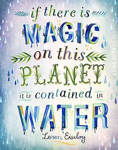 World Water Day... Simple Water Quotes