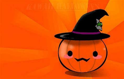 kawaii pumpkin  anime background wallpapers