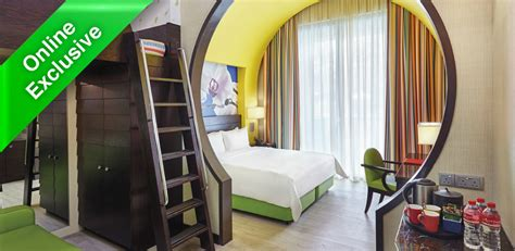 3d2n Hotel & Multi-attractions Package