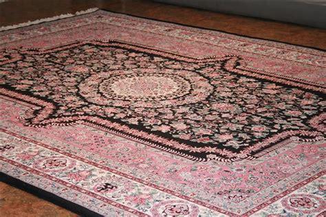 black rug black rug