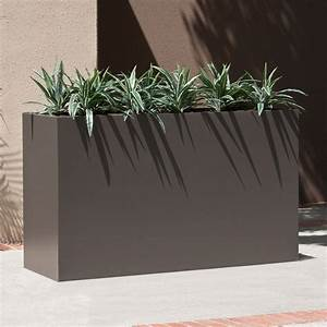 Modern, Rectangle, Planters