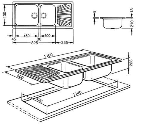 kitchen sink details smeg sinks gt 2 0 bowl stainless steel kitchen sink with 2664