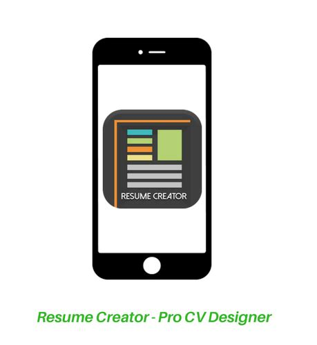 Resume Creator Mobile by Which Is The Best Professional Resume Builder For An