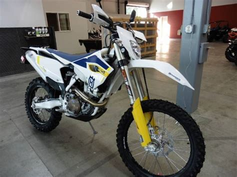 Husqvarna Fe 350 Photo by 2015 Husqvarna Fe 350 S Motorcycle From Moorpark Ca Today