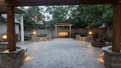 gallery landscaping  madisonville aesthetic
