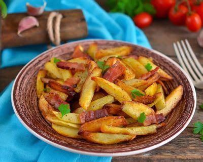 cuisine panais recette poêlée de panais au bacon facile rapide