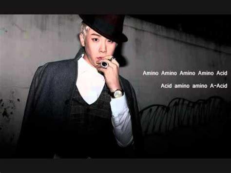 Po Ft Mino  Amino Acid  Vostfr Youtube