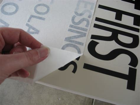 vinyl letter cutter the benefits and uses of cut vinyl stickers