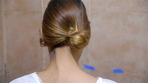 ways    hair   side bun wikihow