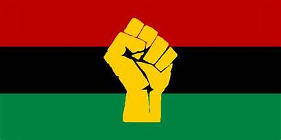 Flag Pan Liberation African Power Africanism American