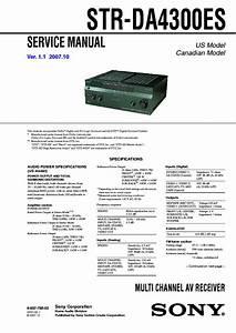 Da4300es Manual