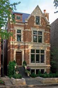 Stunning Limestone Homes Designs Photos by Style Brick And Limestone Townhouse In The Leafy