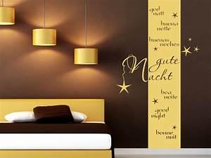 Wandgestaltung Ideen Wohnzimmer : wandgestaltung des schlafzimmers ~ Yasmunasinghe.com Haus und Dekorationen