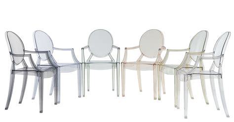 bureau d occasion fauteuil louis ghost kartell made in design