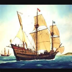 Pictures of Hernan Cortes Ship Look Like