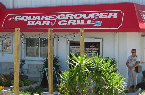 grouper square
