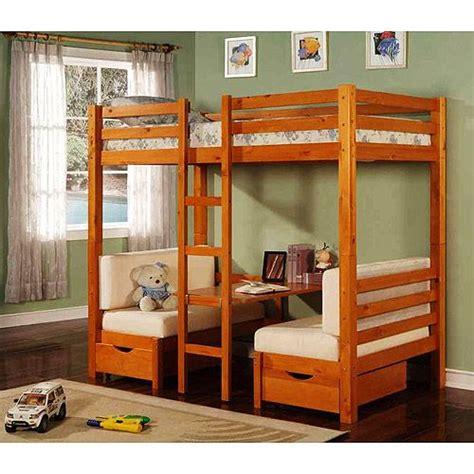 kids loft beds walmart table convertible bunk bed