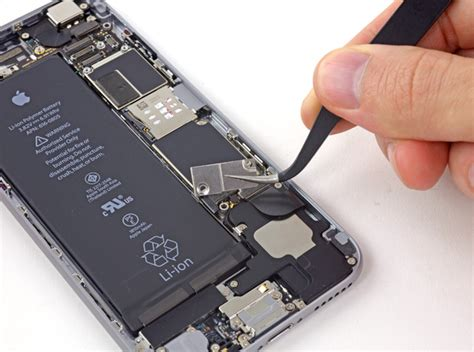 guide steps  replace  iphone  vibrator