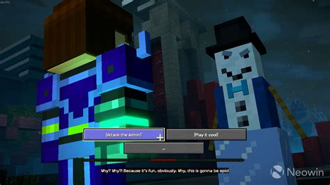 minecraft story mode season  episode  review