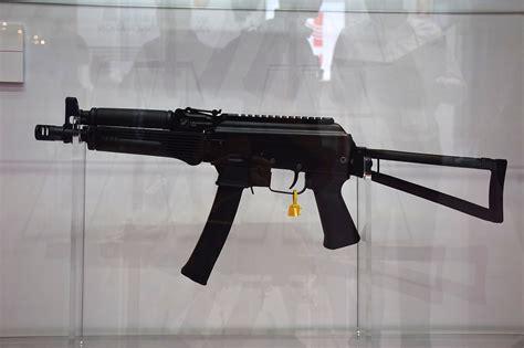 Kalashnikov Usa Unveils 9mm Ak, Prototype Alfa Rifle