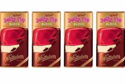 Jelly Tip Chocolate Block Whittakers Score