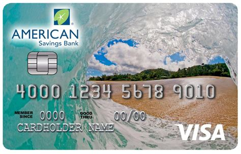 These cards can help you build or rebuild your credit without paying an make the minimum required security deposit and you'll get an initial credit line of $200. Secured Visa® Credit Card | American Savings Bank Hawaii