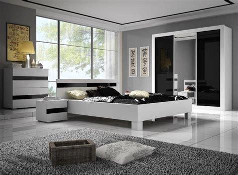 magasin de chambre a coucher adulte czarno białe meble do pokoju pokój