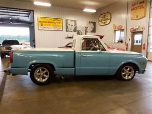 67 Blue C10 Chevy Classic Show Truck Pickup Cummins Turbo