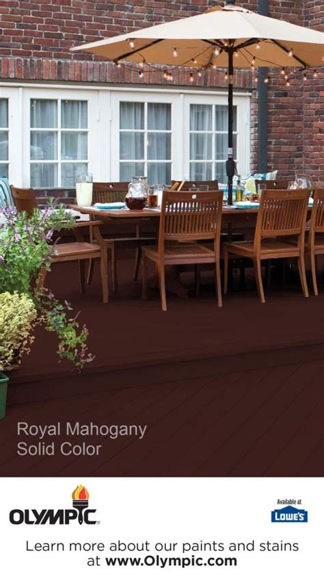 Olympic Deck Stain Colors by 184 Best Images About Solid Stain Colors On