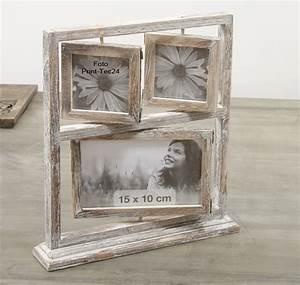Bilderrahmen Braun Holz : bilderrahmen fotorahmen antik design holz braun 3er ebay ~ Markanthonyermac.com Haus und Dekorationen