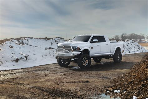 Dodge Lifted Truck Wallpaper by Dodge Ram Wallpapers 64 Images