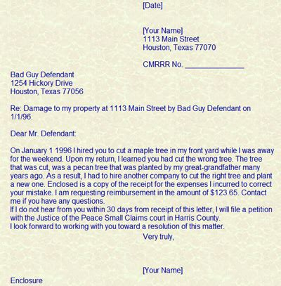 car accident explanation letter  car accident