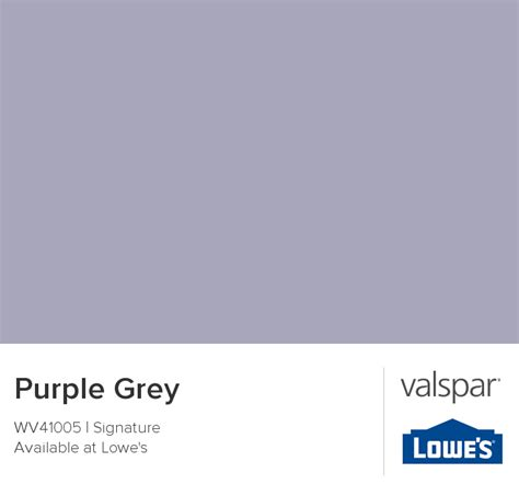 paint color grey purple purple grey from valspar home inspiration