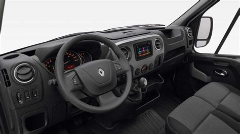 renault master lkw innovatives design