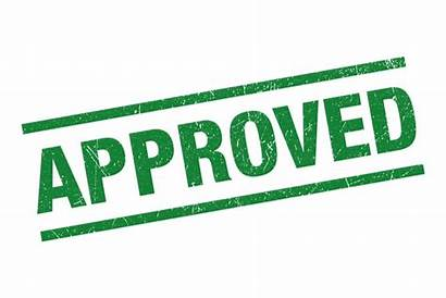 Approval Stamp Approved Loans Virginia Title Plating